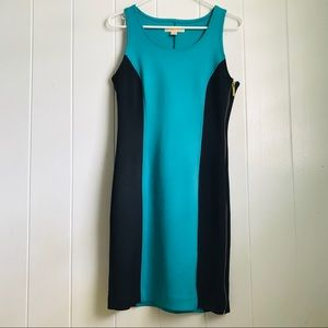 Michael Kors color block dress